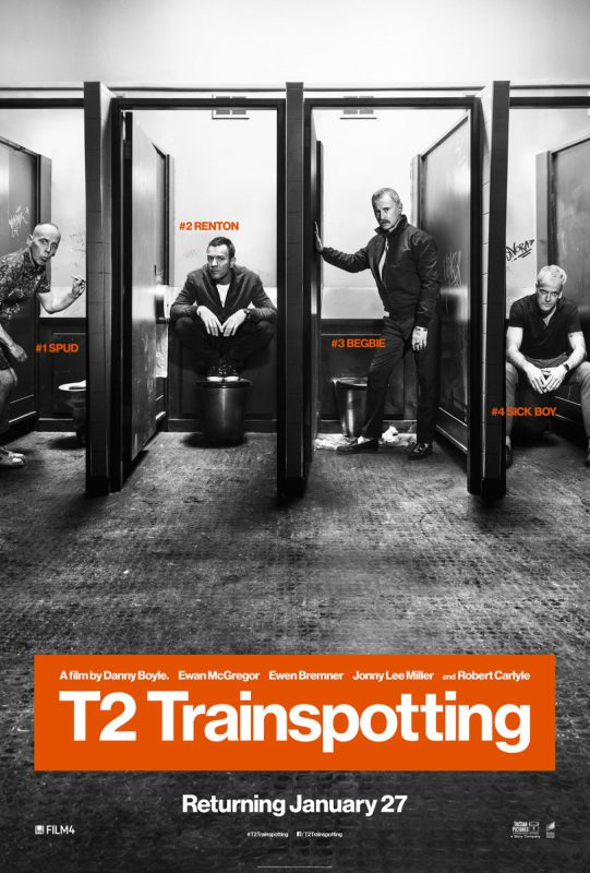 Poster: T2 Trainspotting