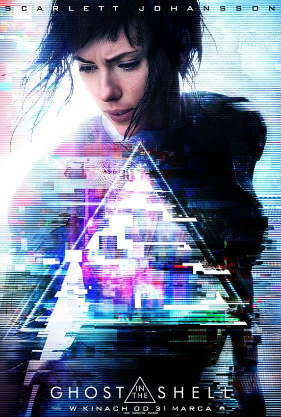 Poster: A Vigilante do Amanhã: Ghost in the Shell