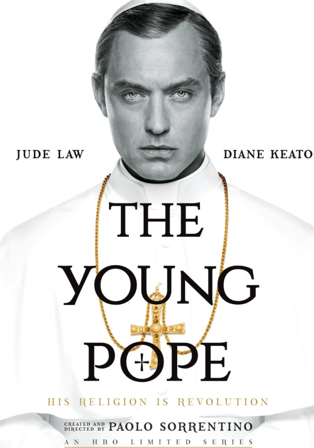 Poster: O Jovem Papa - Primeira Temporada