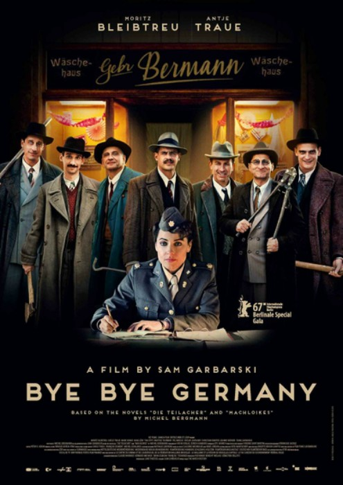 Poster: Bye-bye, Germany