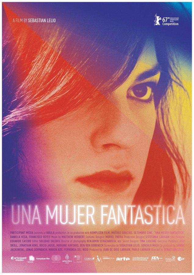 Poster: Uma Mulher Fantástica