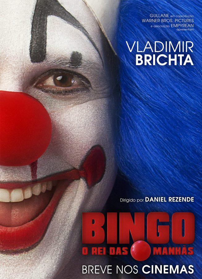 Poster: Bingo - O Rei das Manhãs