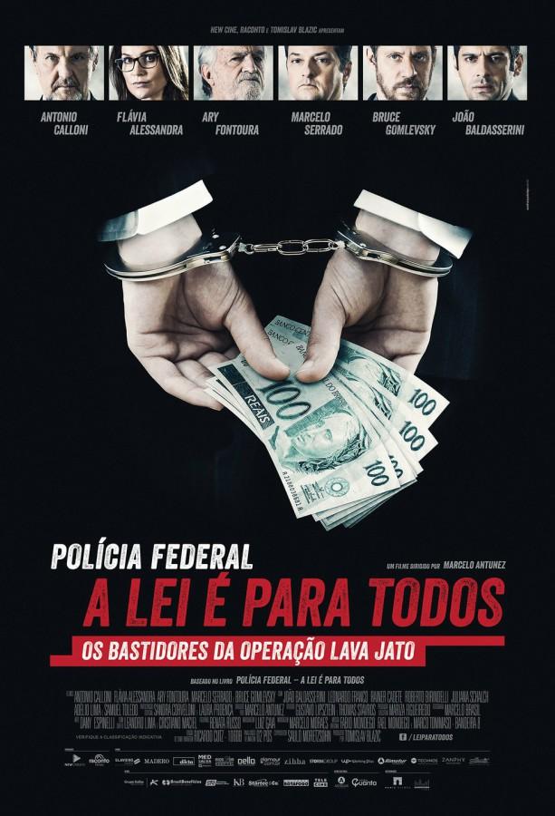 Poster: Polícia Federal - A Lei é para Todos