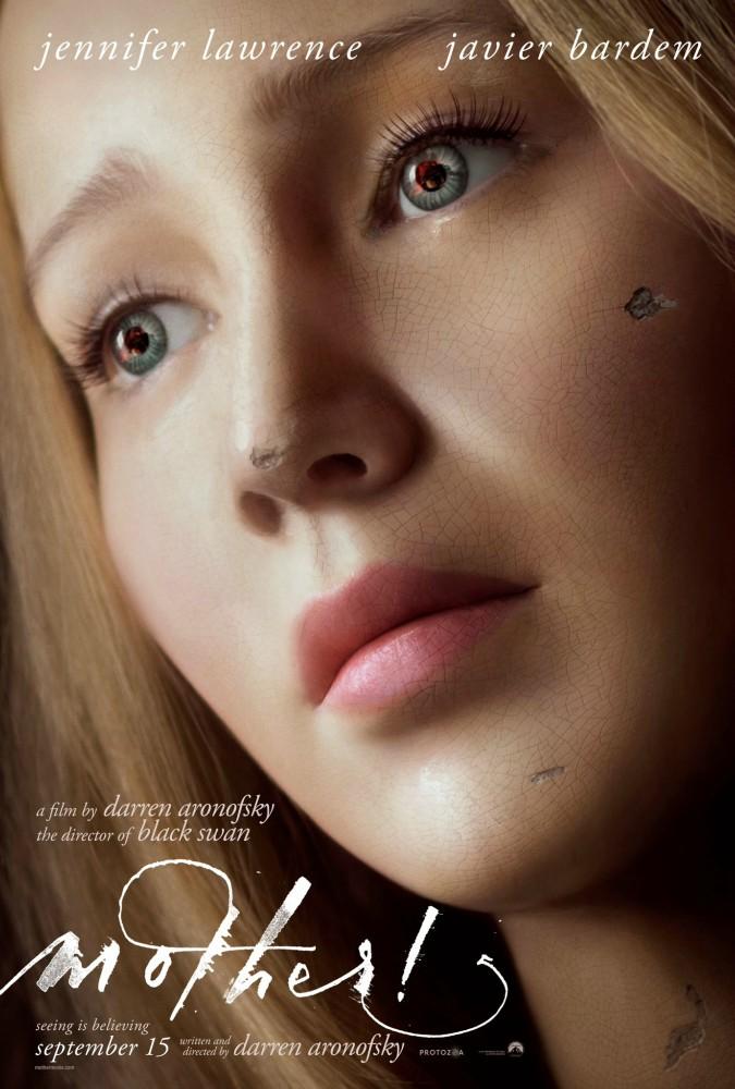Poster: mãe!