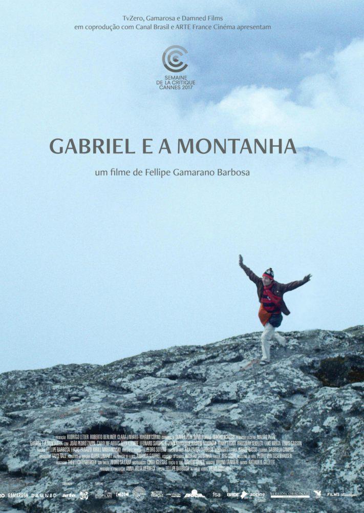 Poster: Gabriel e a Montanha