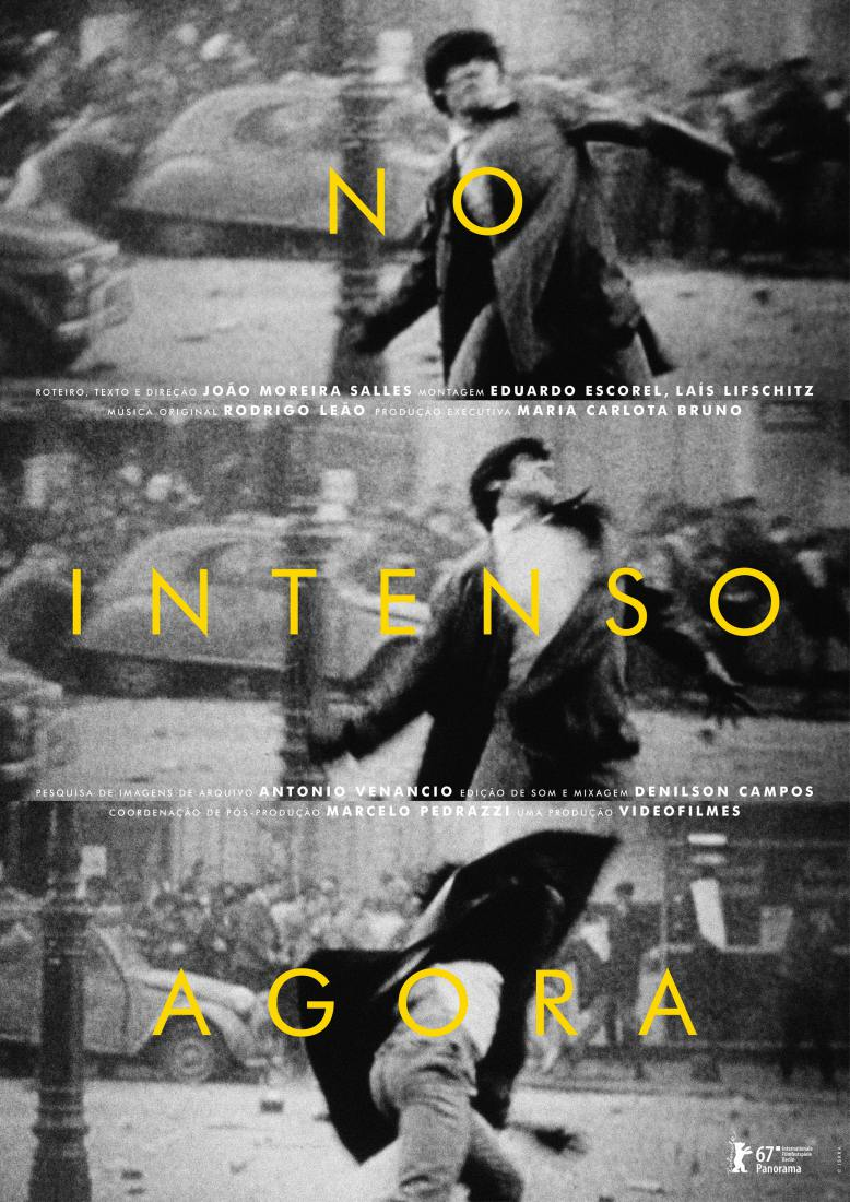 Poster: No Intenso Agora