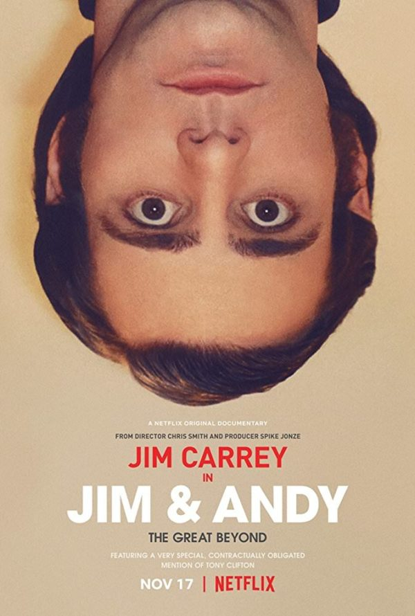 Poster: Jim & Andy: The Great Beyond - Featuring a Very Special, Contractually Obligated Mention of Tony Clifton