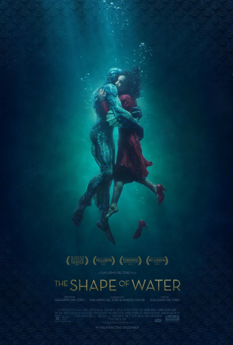 Poster: A Forma da Água