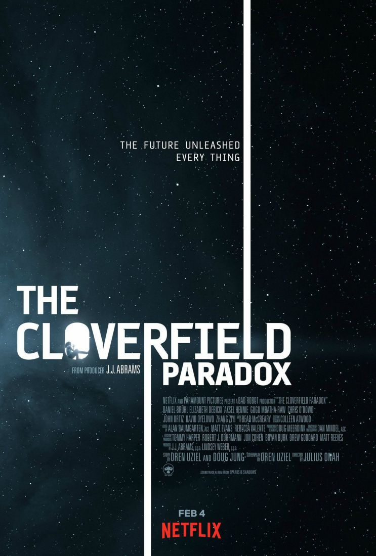 Poster: Cloverfield - A Partícula de Deus