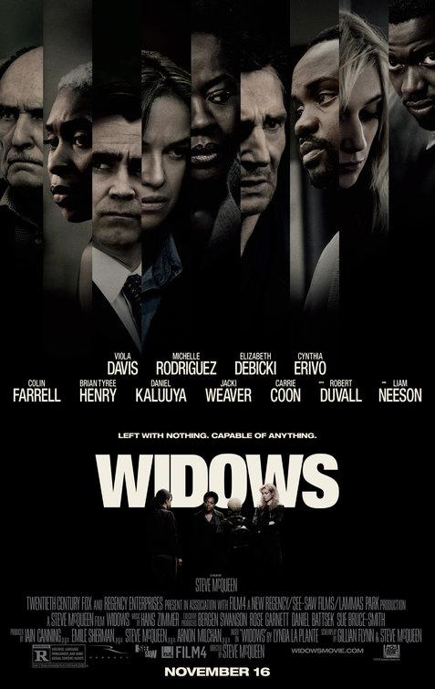 Poster: As Viúvas