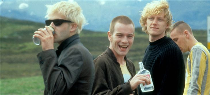 PODCAST #165: Grandes Filmes: TRAINSPOTTING - SEM LIMITES