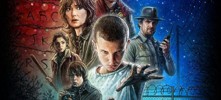 PODCAST #176: STRANGER THINGS