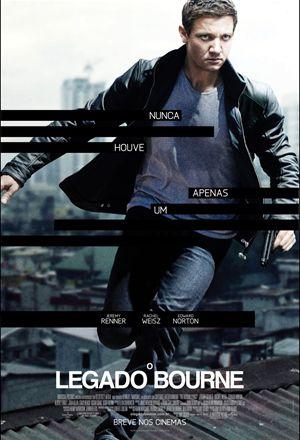 Poster: O Legado Bourne