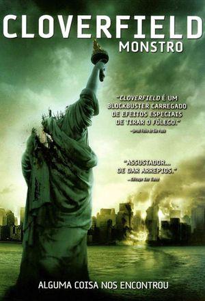 Poster: Cloverfield - Monstro