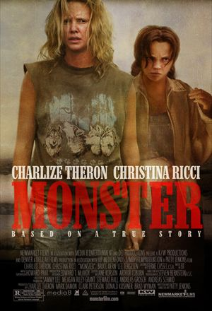 Poster: Monster - Desejo Assassino