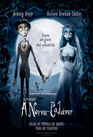 Poster: A Noiva-Cadáver