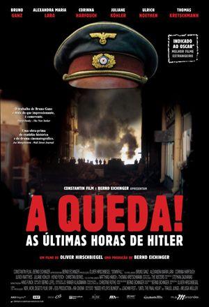 Poster: A Queda! As Últimas Horas de Hitler