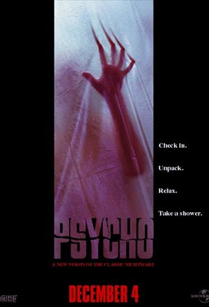 Poster: Psicose (1998)