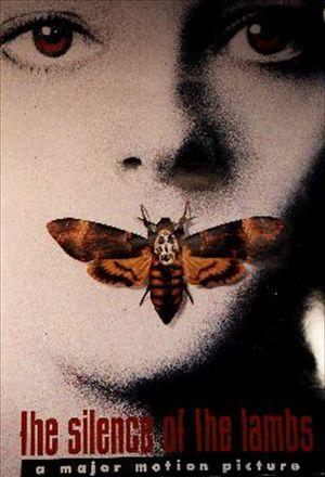 Poster: O Silêncio dos Inocentes