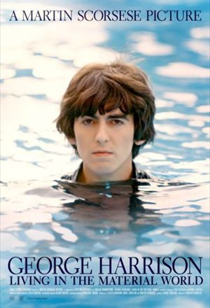 Poster: Living in the Material World: George Harrison