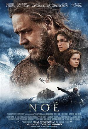 Poster: Noé, de Darren Aronofsky
