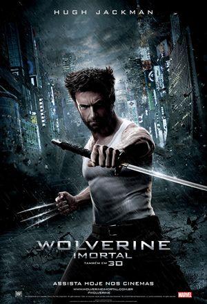 Poster: Wolverine: Imortal
